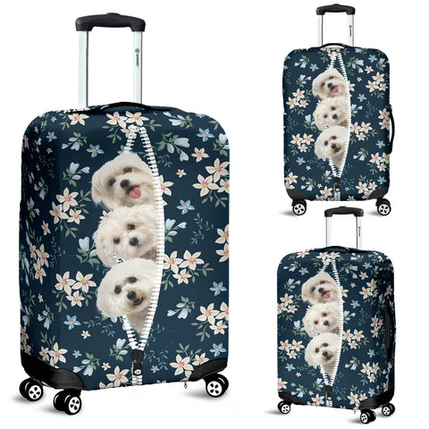 Maltese - Luggage Covers
