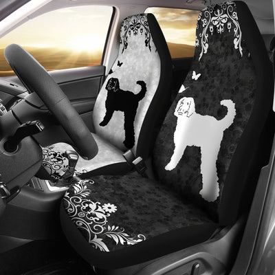 Labradoodle - Car Seat Covers