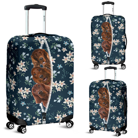 Irish Setter - Luggage Covers
