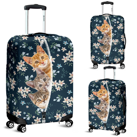 Cat - Luggage Covers