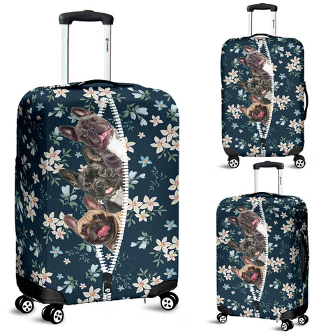 Frenchie - Luggage Covers