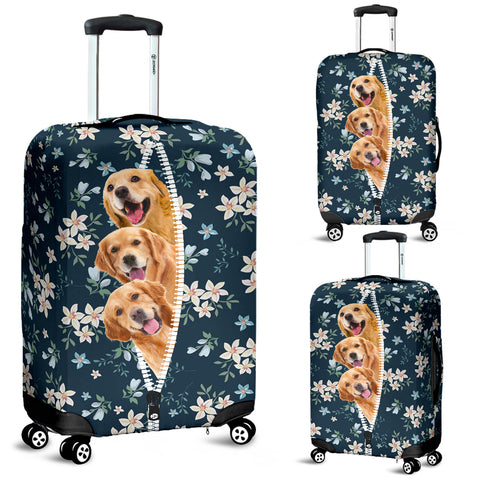 Golden Retriever - Luggage Covers