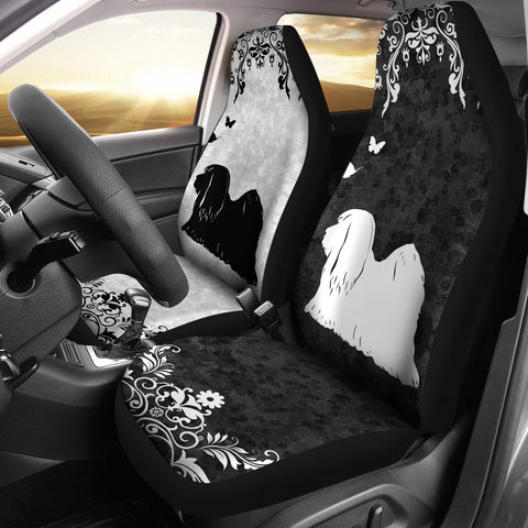 Lhasa Apso - Car Seat Covers