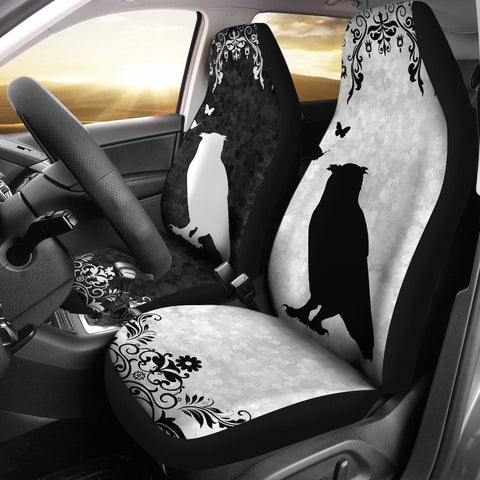 Owl - Car Seat Covers