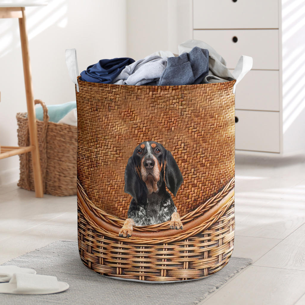 Bluetick Coonhound - Rattan - LB