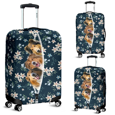 Rough Collie - Luggage Covers
