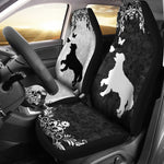 Golden Retriever - Car Seat Covers