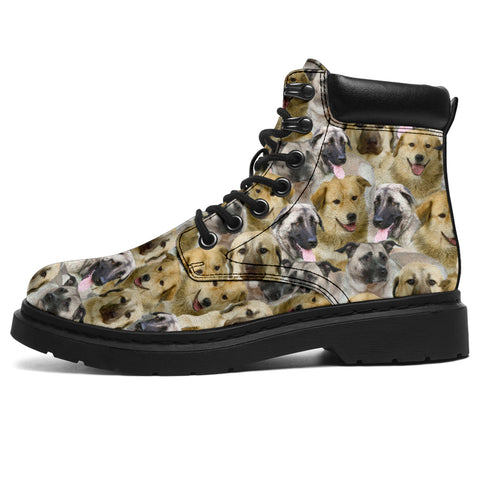 Anatolian Shepherd Full Face All-Season Boots