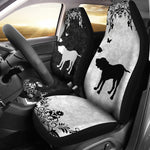 English Mastiff - Car Seat Covers