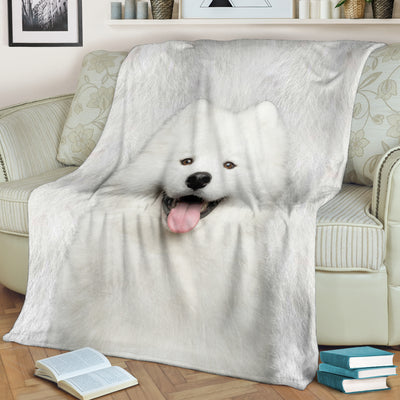 Samoyed - Blanket - 1244