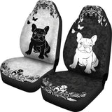 French Bulldog - Car Seat Covers