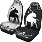 Bull Terrier - Car Seat Covers