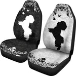 Bichon Frise - Car Seat Covers