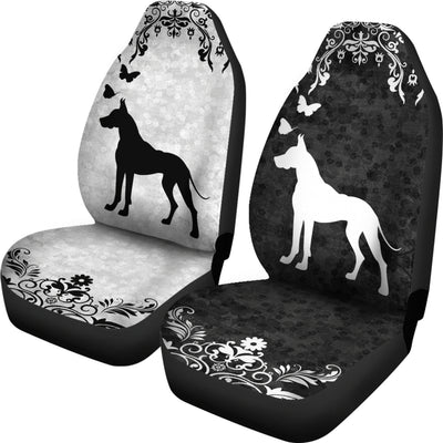 Great Dane - Car Seat Covers