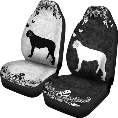 Irish Wolfhound - Car Seat Covers