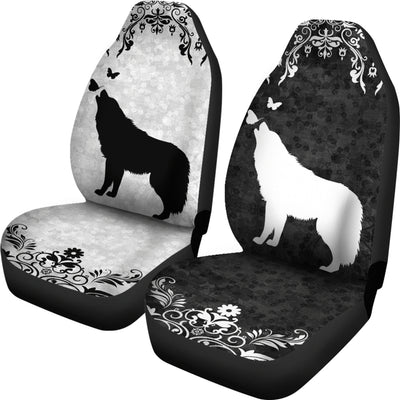 Wolf - Car Seat Covers