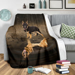 German Shepherd - Blanket - 1303