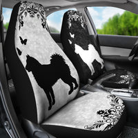 Alaskan Malamute - Car Seat Covers