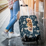 Goldendoodle - Luggage Covers