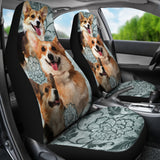Pembroke Welsh Corgi - Car Seat Covers