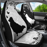 Pomeranian - Car Seat Covers