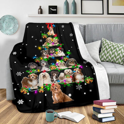 Havanese Christmas Tree