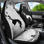 Saluki - Car Seat Covers