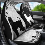 Afghan Hound - Car Seat Covers