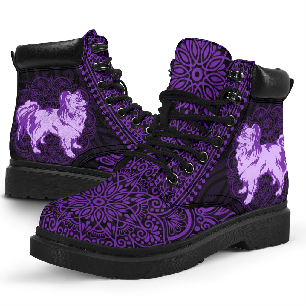 Papillon Mandala All-Season Boots