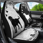 Labrador - Car Seat Covers
