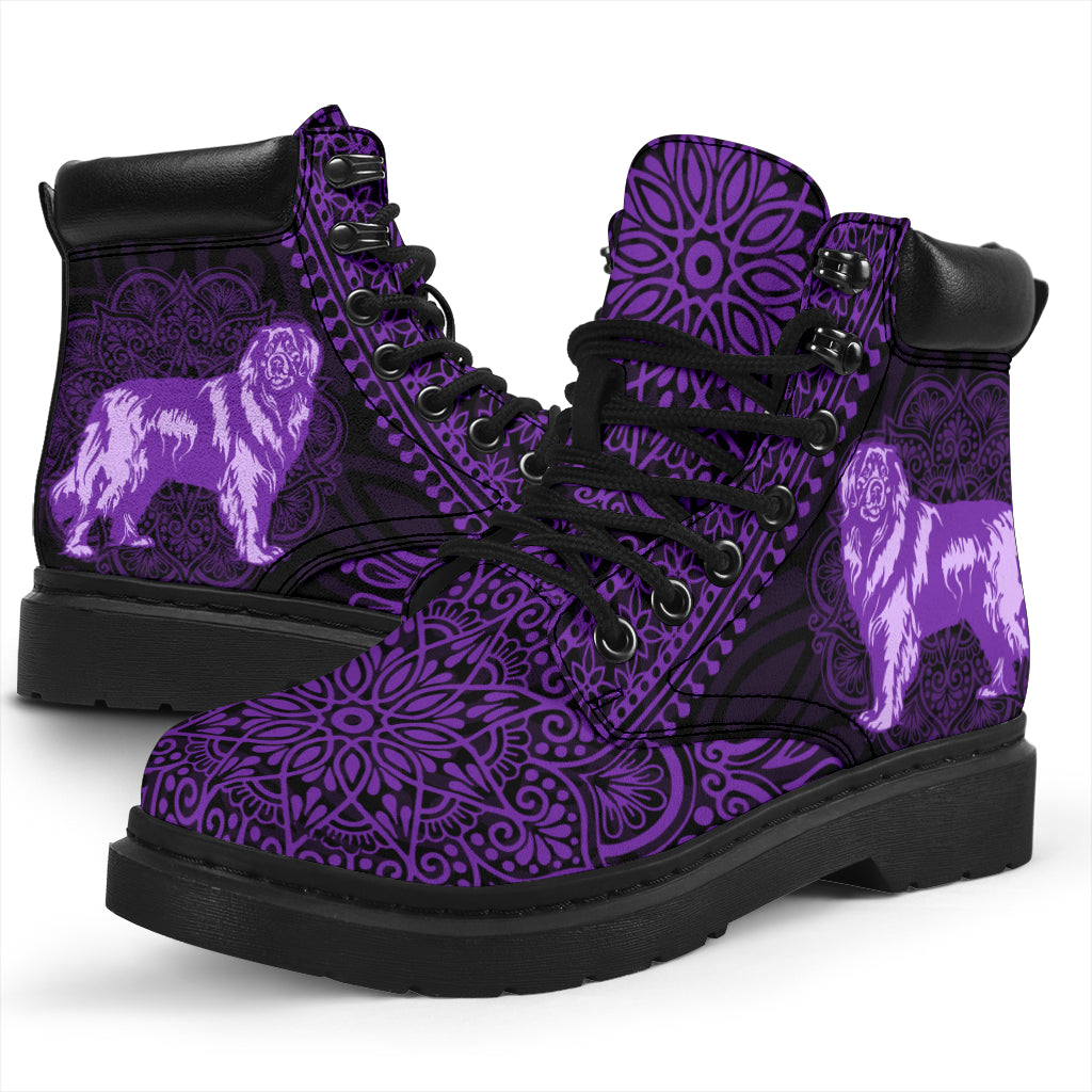Leonberger Mandala All-Season Boots