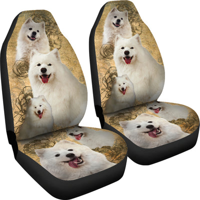 Samoyed - Car Seat Covers