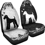 Airedale Terrier - Car Seat Covers