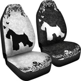 Giant Schnauzer - Car Seat Covers