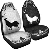 Chicken - Car Seat Covers