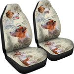 Jack Russell Terrier - Car Seat Covers