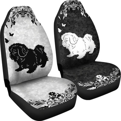 Pekingese - Car Seat Covers