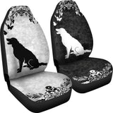 Border Collie - Car Seat Covers