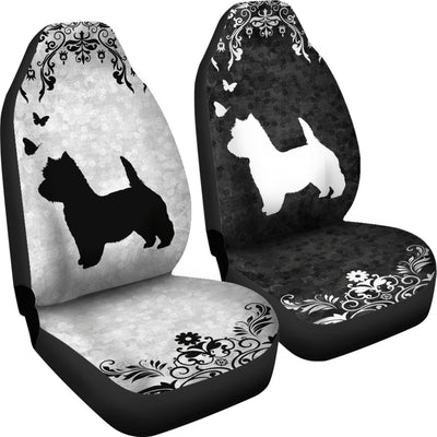 Westie - Car Seat Covers