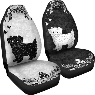 Morkie - Car Seat Covers