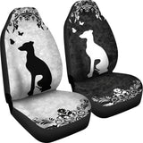 Italian Greyhound - Car Seat Covers