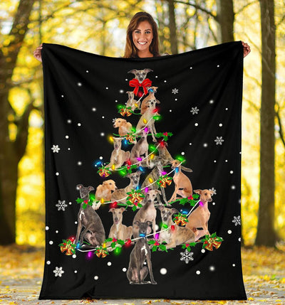 Greyhound Christmas Tree