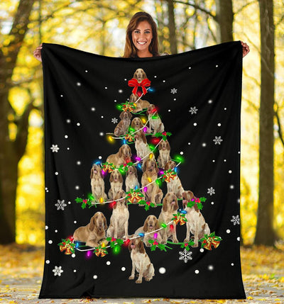 Bracco Italiano Christmas Tree