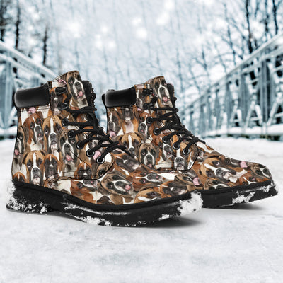 Boxer Full Face All-Season Boots
