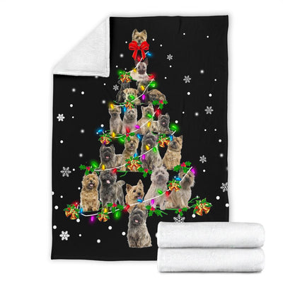 Cairn Terrier Christmas Tree