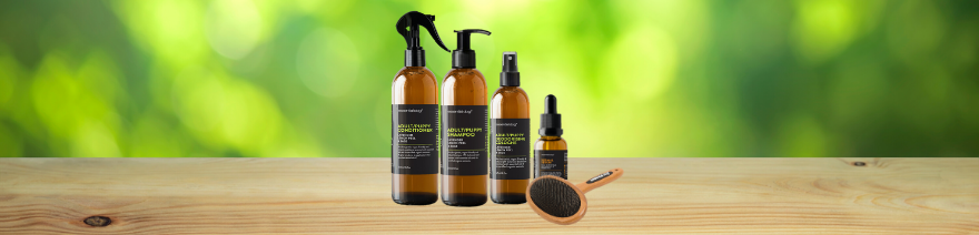 Australian Dog Grooming Products