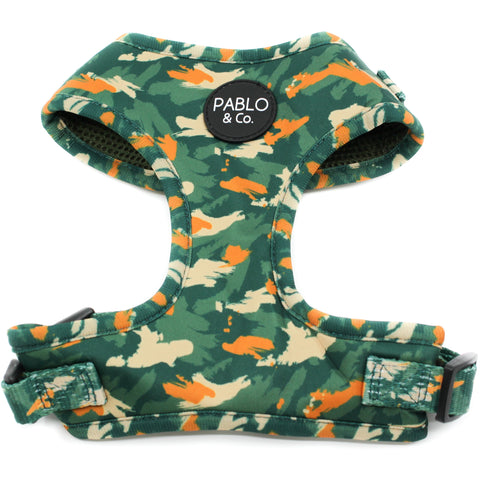 Pablo & Co - Camo - Adjustable Harness
