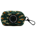Pablo & Co - Camo - Poop Bag Holder