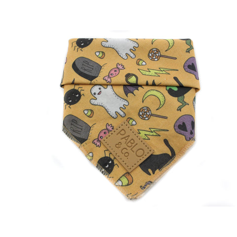 Pablo & Co - Halloween Candy - Bandana