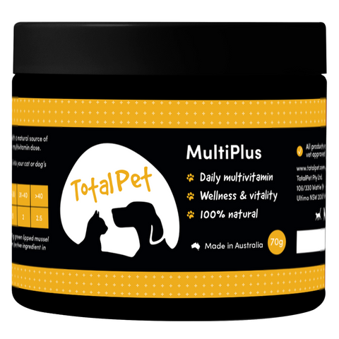 Multi Plus for Dogs and Cats - Total Animal Health